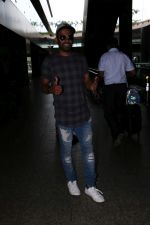 Dharmesh Yelande Spotted At Airport on 24th June 2017 (1)_594f23e631719.JPG