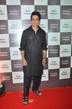 Sonu Sood at Baba Siddique Iftar Party in Mumbai on 24th June 2017 (177)_594fa60ae9955.JPG