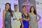 Parvathy Omanakuttan, Neha Dhupia, Dipannita Sharma, Waluscha De Sousa during Miss India Grand Finale Red Carpet on 24th June 2017 (12)_595084120d141.JPG