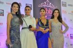 Parvathy Omanakuttan, Neha Dhupia, Dipannita Sharma, Waluscha De Sousa during Miss India Grand Finale Red Carpet on 24th June 2017 (8)_595082c05b45e.JPG