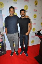 Vikramaditya Motwane, Harshvardhan Kapoor at Screening Of Film The Big Sick on 28th June 2017 (4)_5953db5d2e1b0.JPG