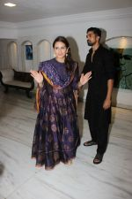 Huma Qureshi, Saqib Saleem celebrated by giving Eid Party on 28th June 2017 (14)_595481781395a.JPG