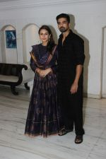 Huma Qureshi, Saqib Saleem celebrated by giving Eid Party on 28th June 2017 (5)_595481664283e.JPG