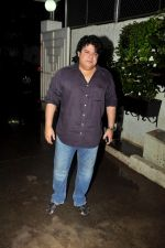 Sajid Khan at the Celebrity Screening Of Hollywood Film Baby Driver on 28th June 2017 (33)_595472d5387fd.JPG