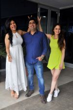 Sandeepa Dhar, Anurita Jha, Syed Ahmad Afzal at the interview for Movie Baarat Company on 30th June 2017 (63)_595658f2b4e9c.JPG