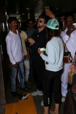 Neil Nitin Mukesh Spotted At Airport on 1st July 2017