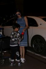 Divya Khosla Kumar & Bhushan Kumar Spotted At Airport on 1st July 2017 (3)_595859cfabcf7.JPG