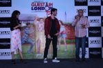Kartik Aaryan, Paresh Rawal at the Press Conference of film Guest Iin London on 3rd July 2017 (44)_595b067e01f40.JPG