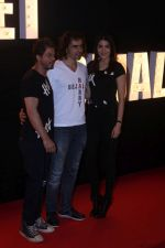 Shah Rukh Khan, Anushka Sharma, Imtiaz Ali at The Preview Of Song Beech Beech Mein From Jab Harry Met Sejal on 3rd July 2017 (55)_595b0b4b50585.JPG