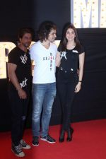 Shah Rukh Khan, Anushka Sharma, Imtiaz Ali at The Preview Of Song Beech Beech Mein From Jab Harry Met Sejal on 3rd July 2017