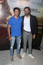 Amit Sial, Jitin Gulati at the promotion of Inside Edge on 4th July 2017 (34)_595c70123b05f.JPG