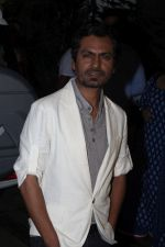 Nawazuddin Siddiqui at the Special Screening Of Film Mom on 4th July 2017