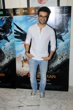 Punit Malhotra at the Special Screening Of Film Spider Man Homecoming in Bandra on 4th July 2017 (28)_595c7f6f30164.JPG