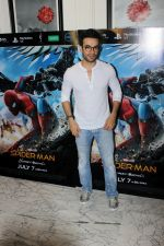 Punit Malhotra at the Special Screening Of Film Spider Man Homecoming in Bandra on 4th July 2017 (29)_595c7f714e1c7.JPG