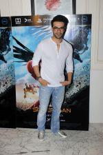 Punit Malhotra at the Special Screening Of Film Spider Man Homecoming in Bandra on 4th July 2017 (30)_595c7f72e8e51.JPG