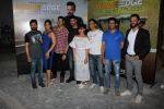 Sanjay Suri, Tanuj Virwani, Sayani Gupta, Richa Chadda, Amit Sial, Jitin Gulati, Siddhant Chaturvedi at the promotion of Inside Edge on 4th July 2017 (26)_595c70ddc64da.JPG