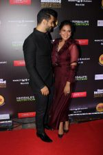 Richa Chadda, Angad Bedi at The 6th Edition Of SportsPerson Of The Year Awards 2017 on 7th July 2017 (59)_596042e955ceb.JPG