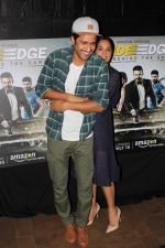 Richa Chadda, Vicky Kaushal at the Special Screening Of Web Series Inside Edge on 7th July 2017 (55)_596061eb8b886.JPG
