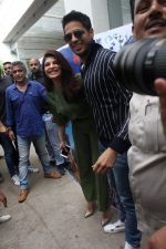 Sidharth Malhotra, Jacqueline Fernandez at Special Preview Of The Movie A Gentleman on 7th July 2017 (45)_59605ad13adbf.JPG