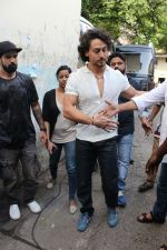 Tiger Shroff spotted promoting Munna Michael in Filmistaan on 10th July 2017