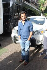 Nawazuddin Siddiqui spotted promoting Munna Michael in Filmistaan on 10th July 2017