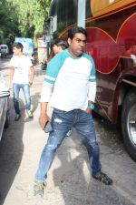 Sabbir Khan spotted promoting Munna Michael in Filmistaan on 10th July 2017