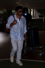 Sunny Deol spotted at the Airport on 10th July 2017