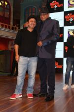 Mithun Chakraborty, Ali Asgar at the Press Conference Of Sony Tv New Show The Drama Company on 11th July 2017 (217)_5965d149a9cc2.JPG