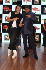 Mithun Chakraborty, Krishna Abhishek at the Press Conference Of Sony Tv New Show The Drama Company on 11th July 2017 (188)_5965d3e5187e8.JPG