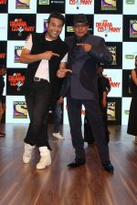 Mithun Chakraborty, Krishna Abhishek at the Press Conference Of Sony Tv New Show The Drama Company on 11th July 2017 (189)_5965d3e6999df.JPG