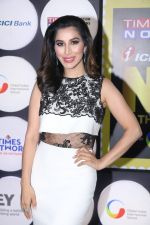 Sophie Choudry at the Red Carpet Of 4th NRI Of The Year Awards in Grand Hyatt on 11th July 2017