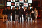 Sudesh Lehri, Ali Asgar, Mithun Chakraborty, Krishna Abhishek, Ridhima Pandit, Sugandha Mishra, Sanket Bhosale at the Press Conference Of Sony Tv New Show The Drama Company on 11th July 2017 (234)_5965d2302ea21.JPG