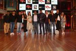 Sudesh Lehri, Ali Asgar, Mithun Chakraborty, Krishna Abhishek, Ridhima Pandit, Sugandha Mishra, Sanket Bhosale at the Press Conference Of Sony Tv New Show The Drama Company on 11th July 2017 (238)_5965d2320821b.JPG