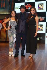 Sugandha Mishra, Mithun Chakraborty, Ridhima Pandit at the Press Conference Of Sony Tv New Show The Drama Company on 11th July 2017 (245)_5965d23385583.JPG
