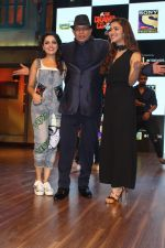 Sugandha Mishra, Mithun Chakraborty, Ridhima Pandit at the Press Conference Of Sony Tv New Show The Drama Company on 11th July 2017 (246)_5965d1c98399c.JPG