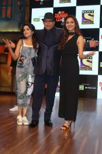 Sugandha Mishra, Mithun Chakraborty, Ridhima Pandit at the Press Conference Of Sony Tv New Show The Drama Company on 11th July 2017 (249)_5965d2352e2c2.JPG