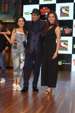 Sugandha Mishra, Mithun Chakraborty, Ridhima Pandit at the Press Conference Of Sony Tv New Show The Drama Company on 11th July 2017