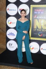 Tamannaah Bhatia at the Red Carpet Of 4th NRI Of The Year Awards in Grand Hyatt on 11th July 2017