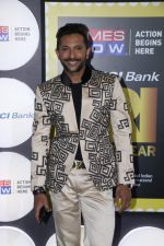 Terence Lewis at the Red Carpet Of 4th NRI Of The Year Awards in Grand Hyatt on 11th July 2017