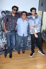 Mohit Marwah, Tigmanshu Dhulia, Kunal Kapoor at Raag Desh Song Tujhe Namami Launch on 13th July 2017 (26)_59677d5e41da8.JPG