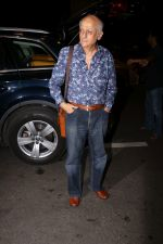 Mukesh Bhatt Spotted At Airport on 13th July 2017