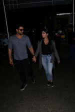 Aftab Shivdasani & His Wife Nin Dusanj Spotted At Airport Returns From IIFA on 18th July 2017 (2)_596db2c9549d6.JPG