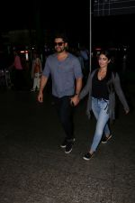 Aftab Shivdasani & His Wife Nin Dusanj Spotted At Airport Returns From IIFA on 18th July 2017 (5)_596db2cc07ba8.JPG