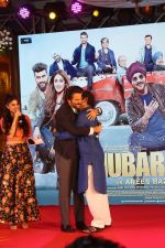 Anil Kapoor, Anees Bazmee at Sangeet Ceremony Of Film Mubarakan on 20th July 2017