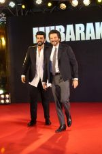 Arjun Kapoor, Anil Kapoor at Sangeet Ceremony Of Film Mubarakan on 20th July 2017