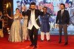 Arjun Kapoor, Anil Kapoor, Ileana D_Cruz, Athiya Shetty, Anees Bazmee at Sangeet Ceremony Of Film Mubarakan on 20th July 2017