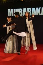 Arjun Kapoor, Ileana D_Cruz, Athiya Shetty at Sangeet Ceremony Of Film Mubarakan on 20th July 2017