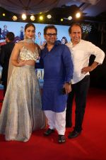 Ileana D_Cruz, Anees Bazmee at Sangeet Ceremony Of Film Mubarakan on 20th July 2017