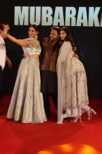 Ileana D_Cruz, Athiya Shetty at Sangeet Ceremony Of Film Mubarakan on 20th July 2017