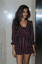 Nidhhi Agerwal at the Special Screening Of Film Munna Michael on 20th July 2017